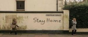 stay home coronavirus lockdown